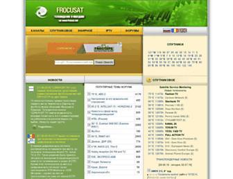 frocus.net screenshot