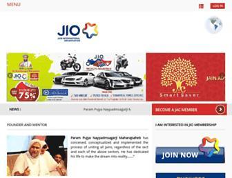 jio.net.in screenshot