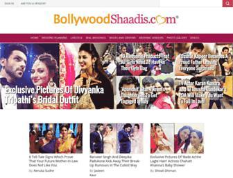 Thumbshot of Bollywoodshaadis.com