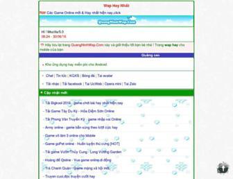 quangninhwap.com screenshot
