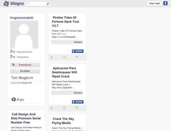 lingmacmateti.blogcu.com screenshot