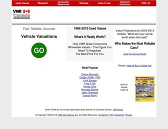 vmrcanada.com screenshot