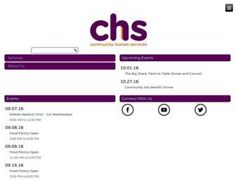 chscorp.org screenshot