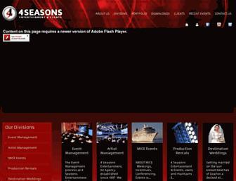 Thumbshot of 4seasonsent.com