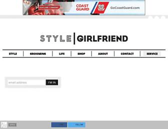 Thumbshot of Stylegirlfriend.com