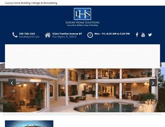 mylhs.com screenshot