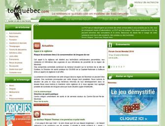 toxquebec.com screenshot