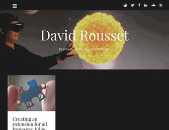 davrous.com screenshot