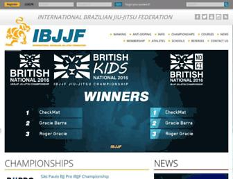 Thumbshot of Ibjjf.org