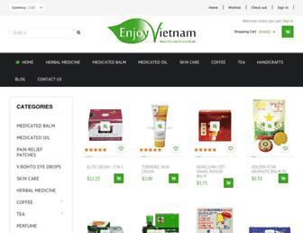enjoy-vietnam.com screenshot
