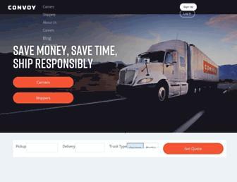 convoy.com screenshot
