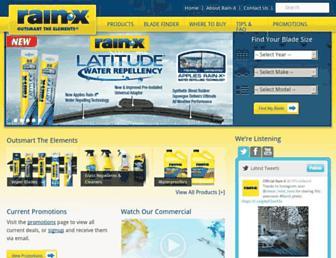 Thumbshot of Rainx.com