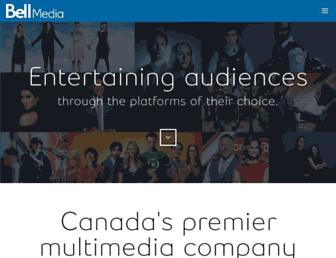 bellmedia.ca screenshot