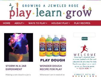 Thumbshot of Growingajeweledrose.com