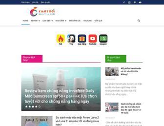 camtuoi.com screenshot