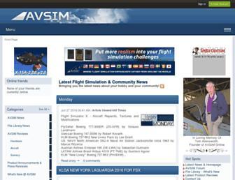 forum.avsim.net screenshot