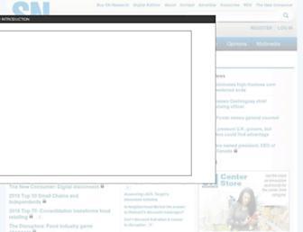 supermarketnews.com screenshot
