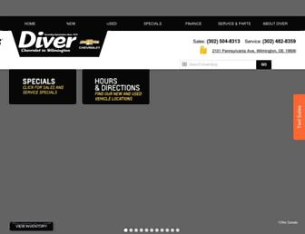 diverchev.com screenshot