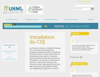 unml.info screenshot