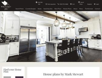 markstewart.com screenshot