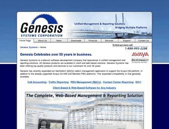 buygenesis.com screenshot