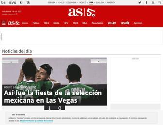 chile.as.com screenshot