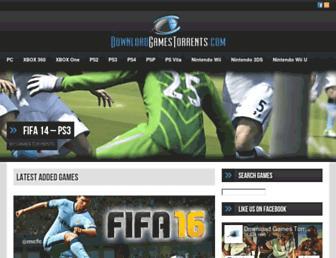 downloadgamestorrents.com screenshot