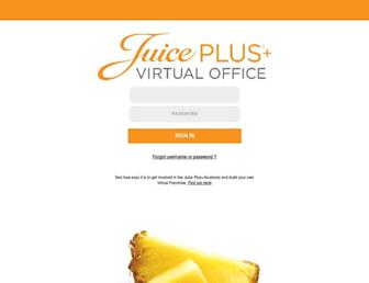 Thumbshot of Juiceplusvirtualoffice.com