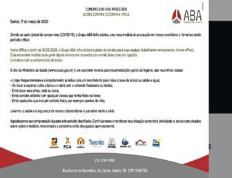 adonaiquimica.com.br screenshot