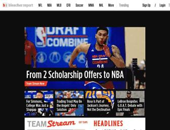 Thumbshot of Bleacherreport.com