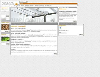 nona.net screenshot