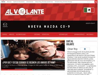 alvolante.info screenshot