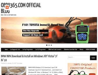 blog.obdii365.com screenshot
