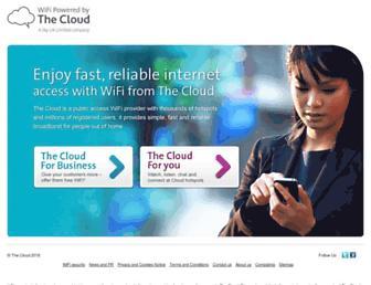 Thumbshot of Thecloud.net