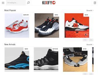 Thumbshot of Kixify.com