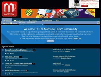 martview-forum.com screenshot
