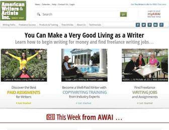 Thumbshot of Awaionline.com
