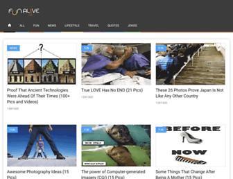 funalive.com screenshot