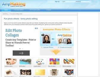 Thumbshot of Anymaking.com