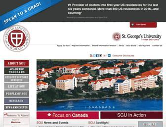 Thumbshot of Sgu.edu