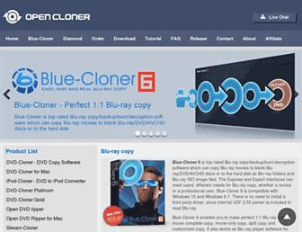blue-cloner.com screenshot