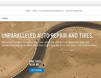 local.firestonecompleteautocare.com screenshot