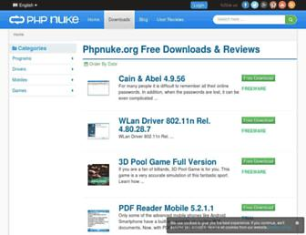2ra5-downloads.phpnuke.org screenshot