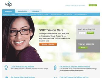 Thumbshot of Vsp.com