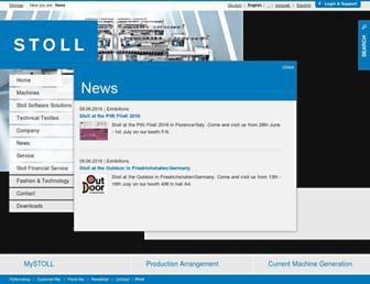 stoll.com screenshot