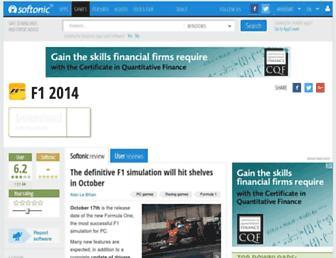 f1-2014.en.softonic.com screenshot
