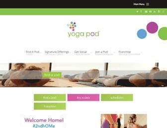 Thumbshot of Yogapodcommunity.com