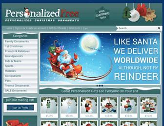Thumbshot of Personalizedfree.com