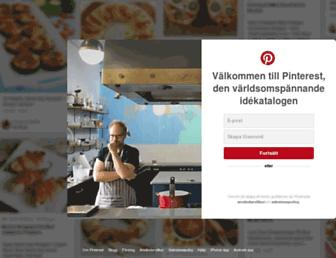 pinterest.se screenshot