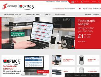 optac.info screenshot